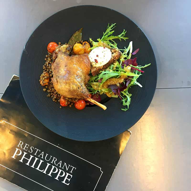 Philippe Privat og det franske landkøkken