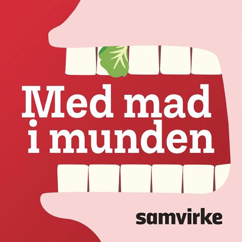 Med mad i munden, podcast